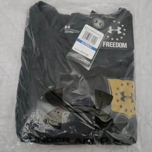 t-shirt.freedom under armour